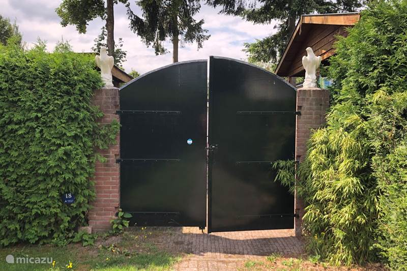 Vakantiehuis Nederland, Veluwe, Putten Chalet 't Kleine Huisje