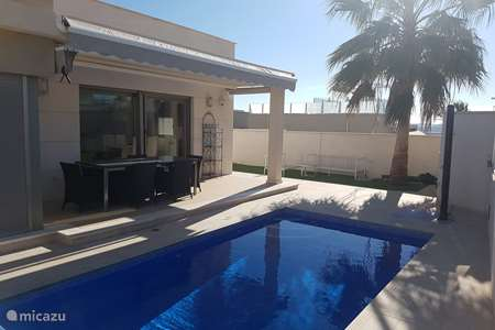 Vakantiehuis Spanje, Costa Blanca, Jacarilla villa Casa CasLin - gelijkvloerse villa
