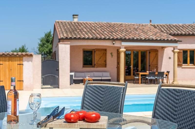 Vakantiehuis Frankrijk, Aude, Castelnau-d'Aude Vakantiehuis Villa Aude Vie
