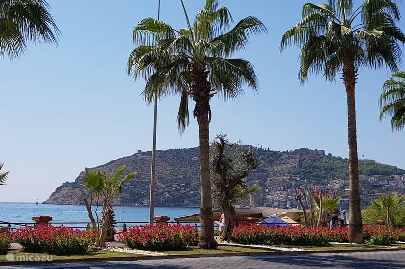 Vakantiehuis Turkije, Turkse Rivièra, Mahmutlar Appartement Pamfilia Residence