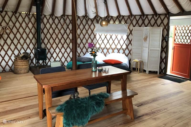Vakantiehuis Nederland, Overijssel, Reutum Glamping / Safaritent / Yurt Yurt
