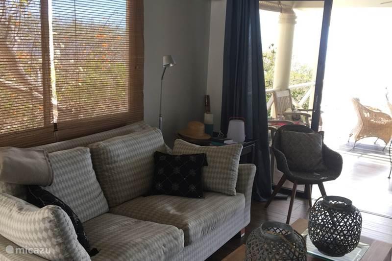 Vacation rental Curaçao, Banda Abou (West), Coral Estate, Rif St.Marie Bungalow Cozy Ocean View Getaway EP12