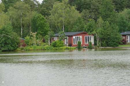 Vakantiehuis Nederland, Friesland, Oosterwolde chalet Vakantiehuis Goudmeer