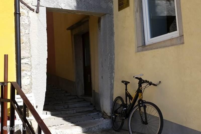 Vacation rental Croatia, Istria, Labin Studio Marco Polo