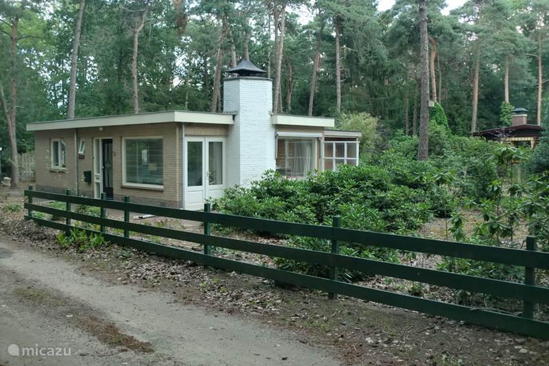 Vakantiehuis Nederland, Overijssel, Holten Bungalow Boshuisje De Korhoender