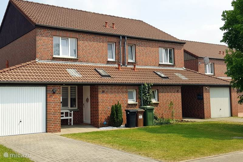 Vacation rental Germany, Lower Saxony, Bad Fallingbostel Holiday house Holiday home Heide