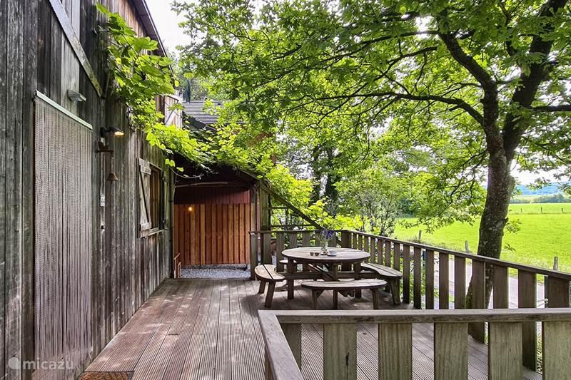 Vakantiehuis België, Ardennen, Erezée Chalet Le Loup
