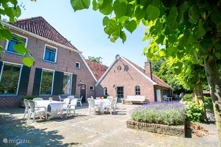 Vakantiehuis Nederland, Gelderland, Groenlo boerderij Het Reirinck, 14 pers.Het Voorhuis