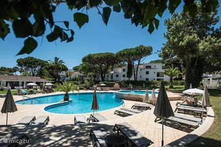 Vakantiehuis Portugal, Algarve, Albufeira studio Luxe studio op golfresort