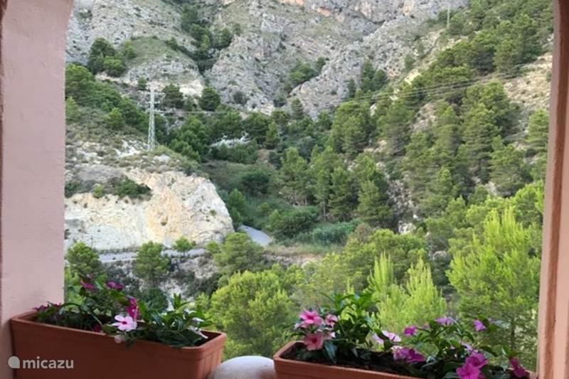 Vakantiehuis Spanje, Costa Blanca, Altea la Vieja Appartement Casa Leona