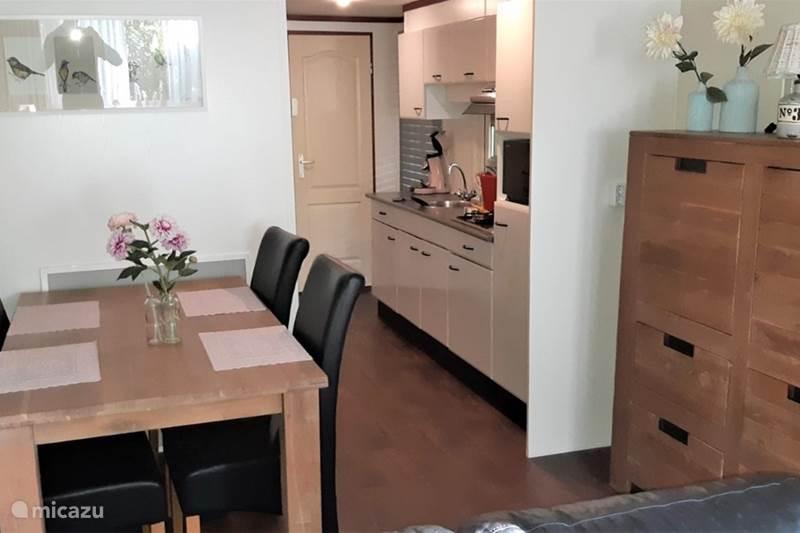 Vakantiehuis Nederland, Overijssel, Nutter Chalet Het Wandelhuisje
