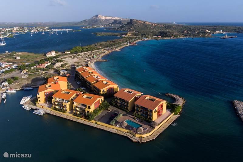 Vakantiehuis Curaçao, Banda Ariba (oost), Caracasbaai Appartement Luxe appartement Ayla