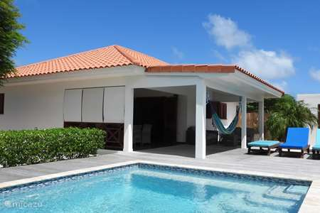 Vacation rental Curaçao, Banda Ariba (East), Kwartje holiday house Kas Bon Bida