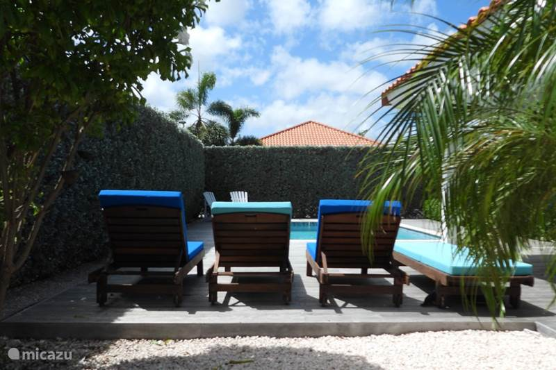 Vakantiehuis Curaçao, Banda Ariba (oost), Kwartje Vakantiehuis Kas Bon Bida