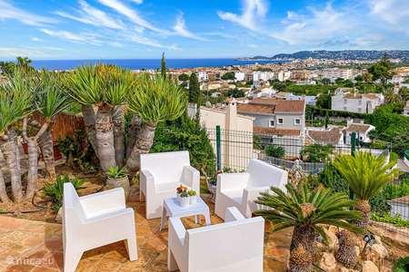 Vakantiehuis Spanje, Costa Blanca, Javea bed & breakfast BnB Casa Asombrosa