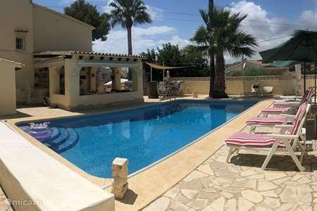 Vakantiehuis Spanje – villa Casa Bel Air