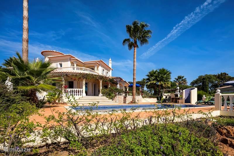Vakantiehuis Portugal, Algarve, Carvoeiro Villa Casa Al Gharb