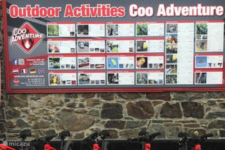 Outdoor activiteiten