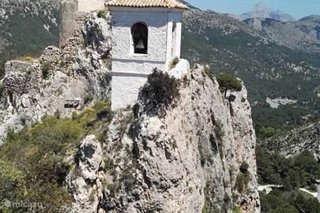 Comunidad Valenciana natuurgebieden