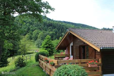Vacation rental France, Vosges, Le Thillot chalet Chalet 4/6 Persons 2 bedrooms