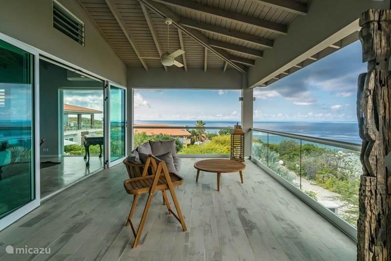 Ferienwohnung Curaçao, Banda Abou (West), Cas Abou Villa Villa Shimaruku