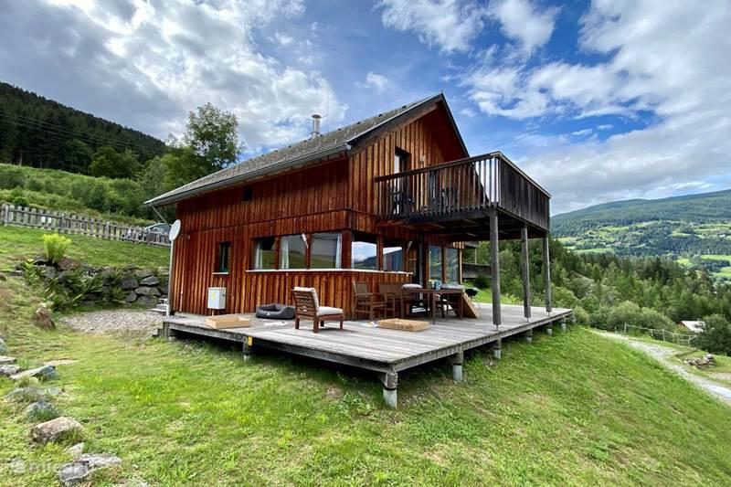 Vacation rental Austria, Styria, Stadl an der Mur Chalet Chalet 160