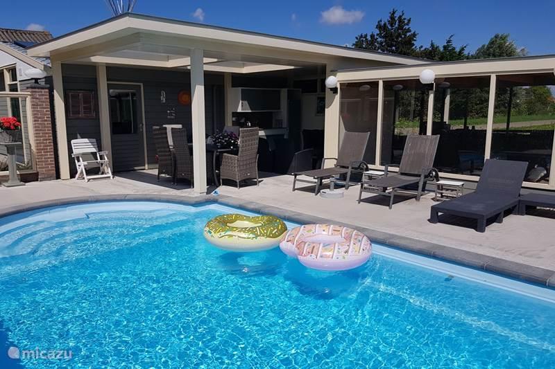 Vakantiehuis Nederland, Noord-Holland, Anna Paulowna Appartement Weide Blik