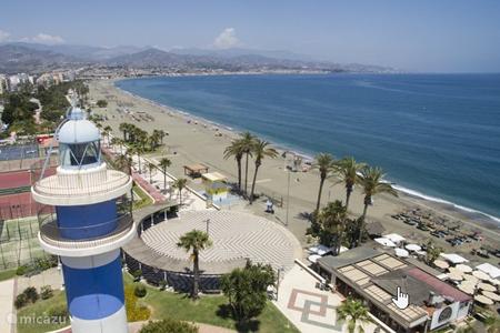 Torre del Mar strand