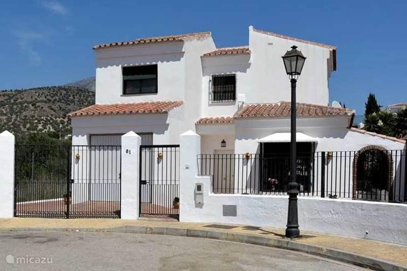 Vakantiehuis Spanje, Andalusië, Alcaucin Villa Villa Amigos del Sol