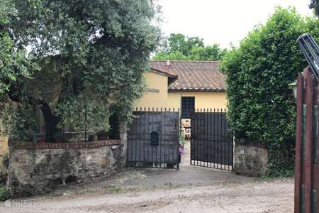 Vacation rental Italy, Tuscany, Florence farmhouse Nice family home above Florence
