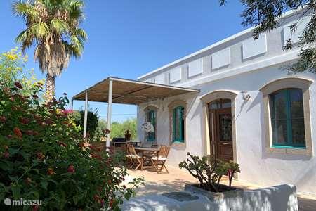 Vakantiehuis Portugal, Algarve, Moncarapacho vakantiehuis Casa Lagar (Quinta da Vida)