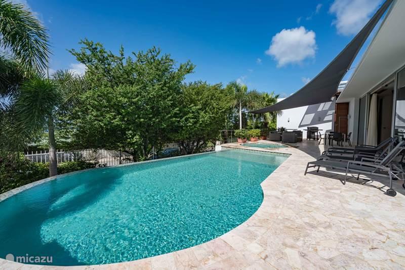 Vakantiehuis Curaçao, Banda Abou (west), Cas Abou Villa Villa Manilla