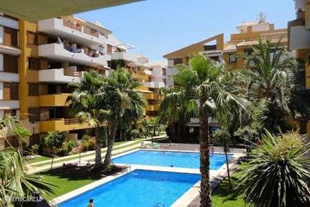 Ferienwohnung Spanien, Costa Blanca, Punta Prima appartement Punta Prima Wohnung La Recoleta