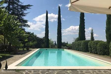Vakantiehuis Italië, Toscane – villa Casa del Castagno