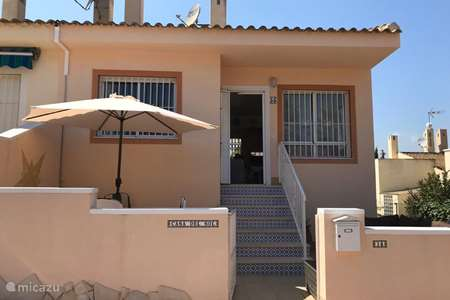 Vakantiehuis Spanje, Costa Blanca, Rojales geschakelde woning Casa Silvana