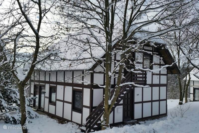 Vacation rental Germany, Sauerland, Frankenau Holiday house Family house in Unesco nature reserve