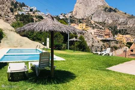 Vakantiehuis Spanje, Costa Blanca, Altea appartement Appartement Carat+