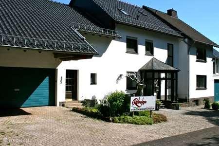 Vacation rental Germany, Eifel, Kopp holiday house Rebeige
