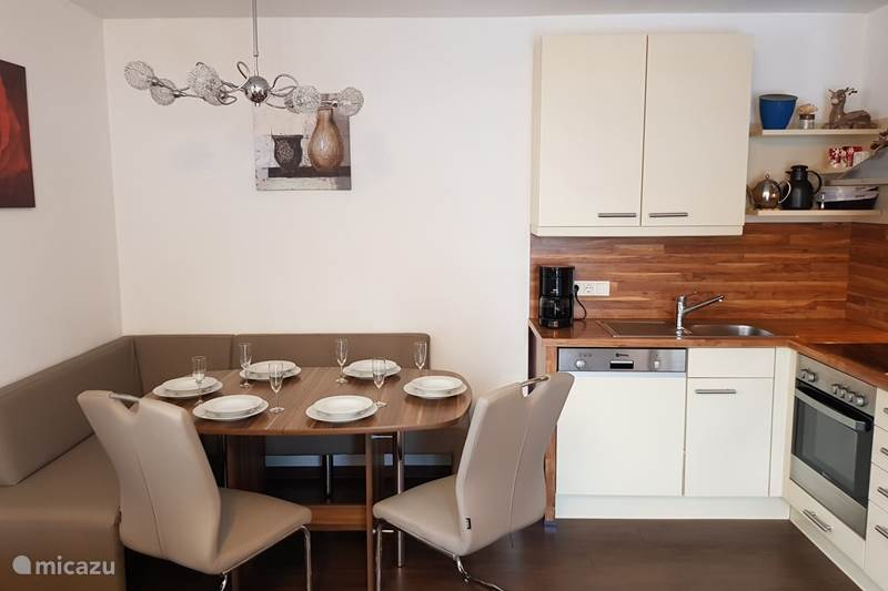 Vacation rental Austria, Salzburgerland, Kaprun Apartment Apartement Kaprun Kitz Residenz
