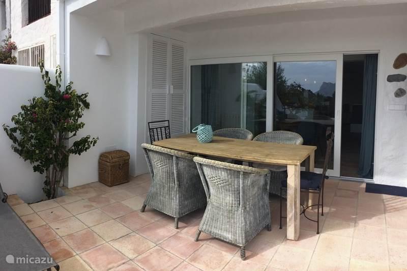 Vacation rental Spain, Costa Blanca, Benissa Apartment Casa Mitgeta Moraira