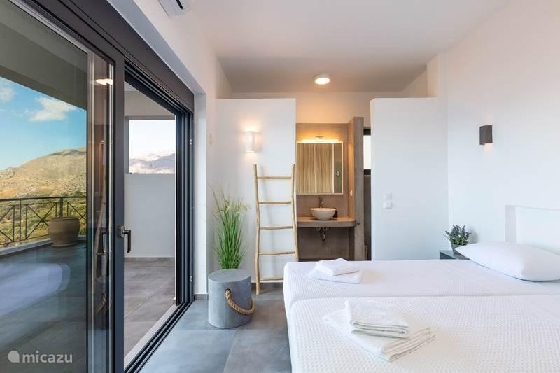 Vakantiehuis Griekenland, Kreta, Sellia Villa Villa Sea-Esta Crete met pr. zwembad