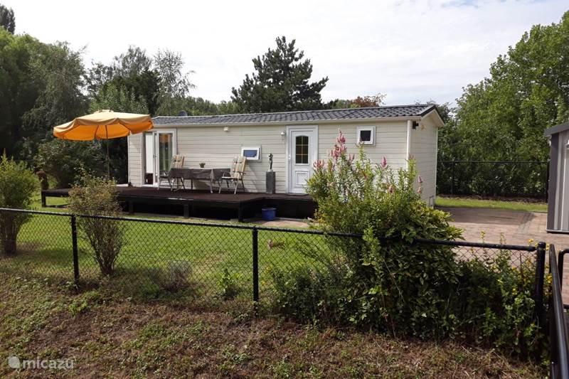 Vakantiehuis Nederland, Zuid-Holland, Ooltgensplaat Chalet Vakantiehuisje Ooltgensplaat