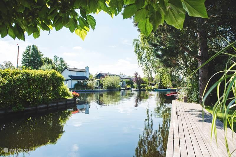 Vakantiehuis Nederland, Utrecht, Vinkeveen Vakantiehuis Villa Vinkeveen - Luxe aan het water