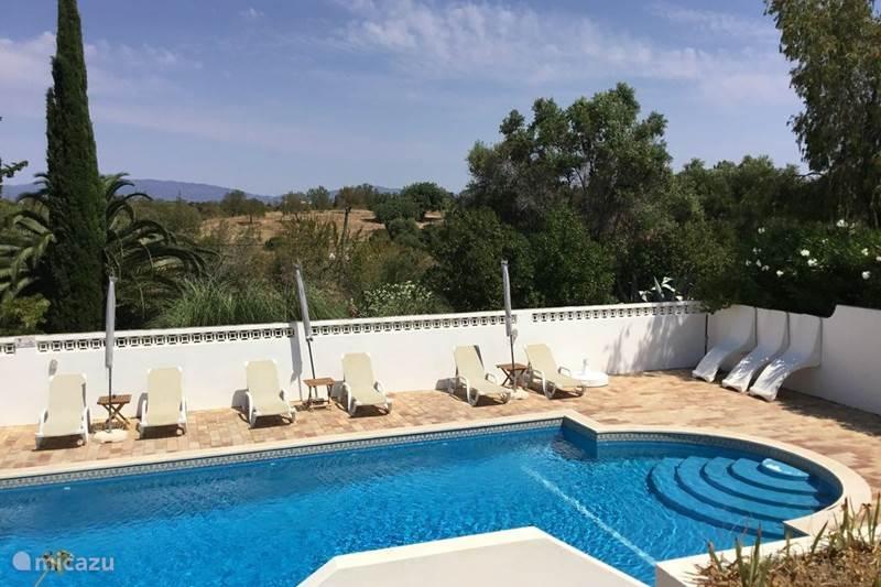 Vakantiehuis Portugal, Algarve, Portimão Villa Casa Vista Da Montahna