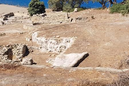 Agia Triada, een stad uit de Minoïsche tijd