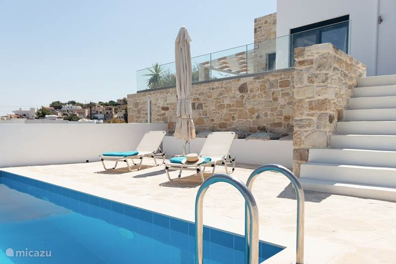 Vakantiehuis Griekenland, Kreta, Kamilari Vakantiehuis Villa Xenia