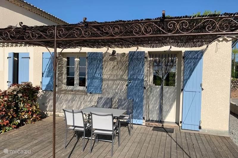 Vacation rental France, Ardèche, Chambonas Villa Le Mas de Vignal gite