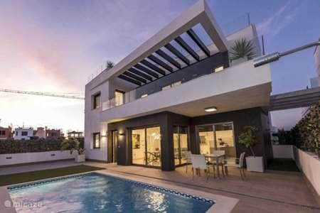 Vakantiehuis Spanje, Costa Blanca, Orihuela Costa villa Modern luxury private Villa