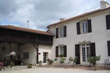 Vakantiehuis Frankrijk, Gers, Gaujan vakantiehuis Le Blaireau