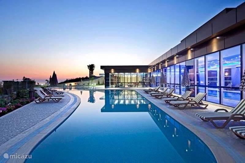 Vakantiehuis Turkije, Turkse Rivièra, Kargicak Villa Luxe Villa Carlijn met prive-zwembad